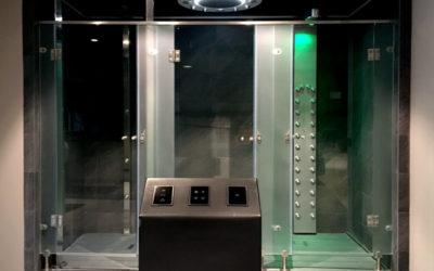 Mejores materiales para las cabinas de ducha y WC